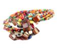 Pulseras Multicolor en Espiral